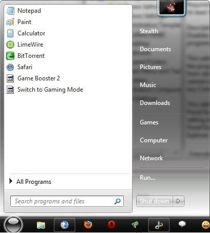 Cum sa dezactivam Control Panel in Windows 7