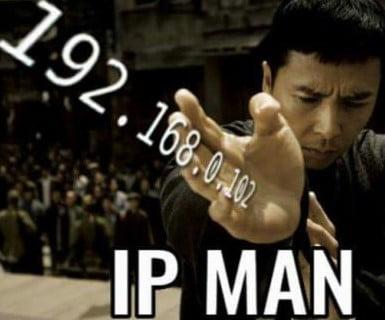 Ce IP real am pe calculator si test de viteza