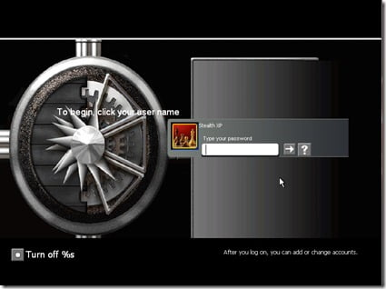 Cum schimbam imaginea de background la login screen in Windows XP
